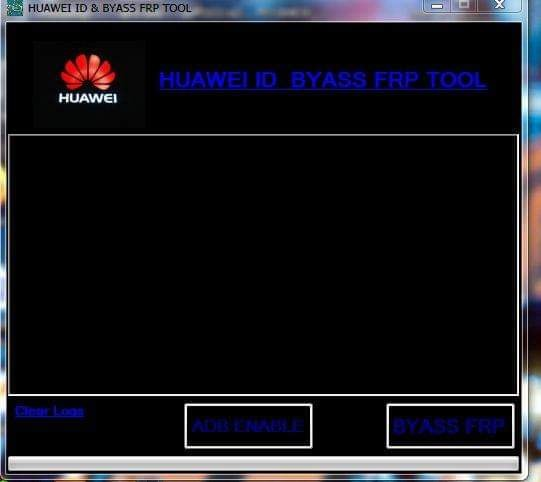 Huawei frp ID bypass Tool